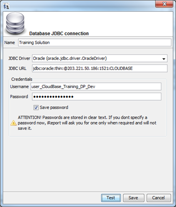 Step 3 | Connect to Your Solution Database - AppBase 6 5 Information